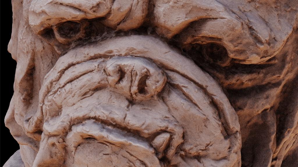 fichier impression 3D bulldog